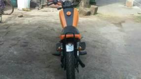 Moto Kenton Custom 2008 motor 150