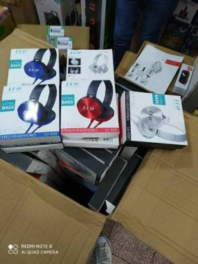 Auriculares Luo