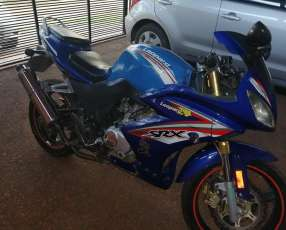 Moto Leopard Azul HT200cc