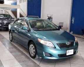Toyota Corolla 2009 motor vvti 1.8 naftero automático