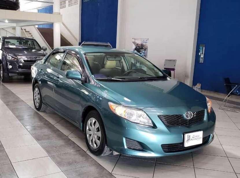 Toyota Corolla 2009 motor vvti 1.8 naftero automático - 0