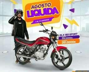 Moto Kenton GLX 150 sport