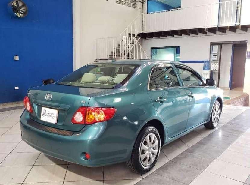 Toyota Corolla 2009 motor vvti 1.8 naftero automático - 1