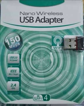 Usb wireless 150 mbps