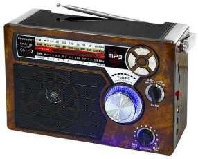 Radio am fm Ecopower