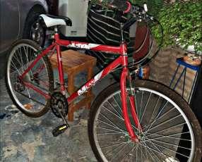 Bicicleta Milano Action aro 26