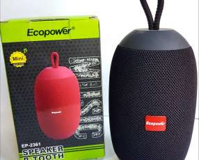 Parlante Ecopower Mini