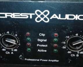 Amplificador Crest Audio CA12