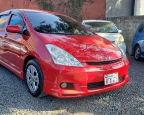 Toyota Wish 2003 motor 1.8 naftero automático 4x2
