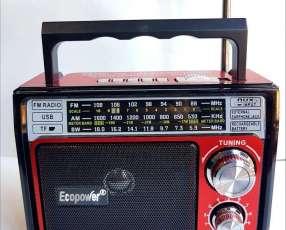 Radio Ecopower am fm ep-f35