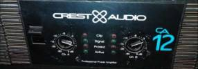 Amplificador Crest Audio CA12