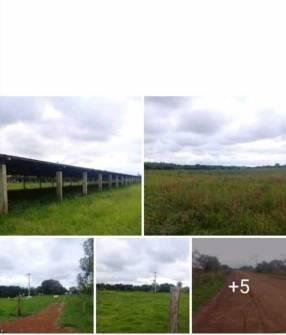 Terreno de 150 hectáreas en Tobatí