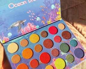 Paleta de sombras Ocean Dream DHermosa