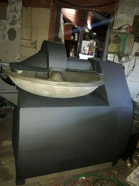 Maquinarías de embutidos industriales