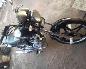 Gtr Negro Motor 150 cc