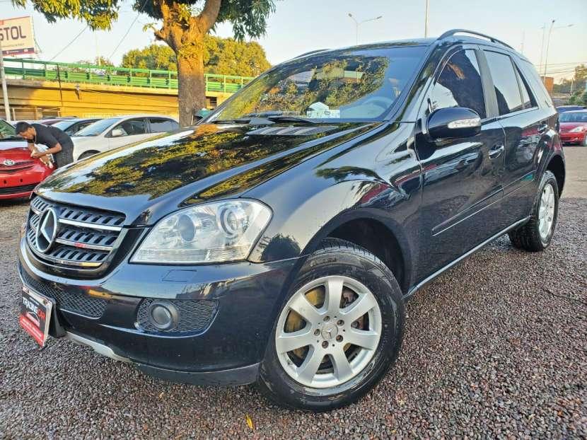 Mercedes benz ml. 320 cdi. 2008 - 0