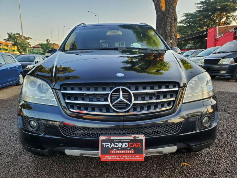 Mercedes benz ml. 320 cdi. 2008 - 1