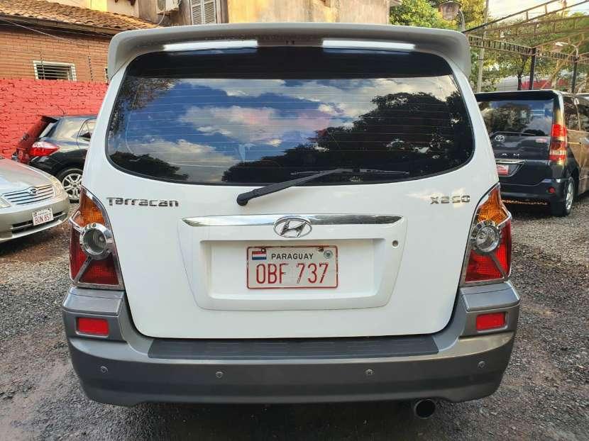Hyundai terracan 2003 motor 2.9 diésel automático - 3