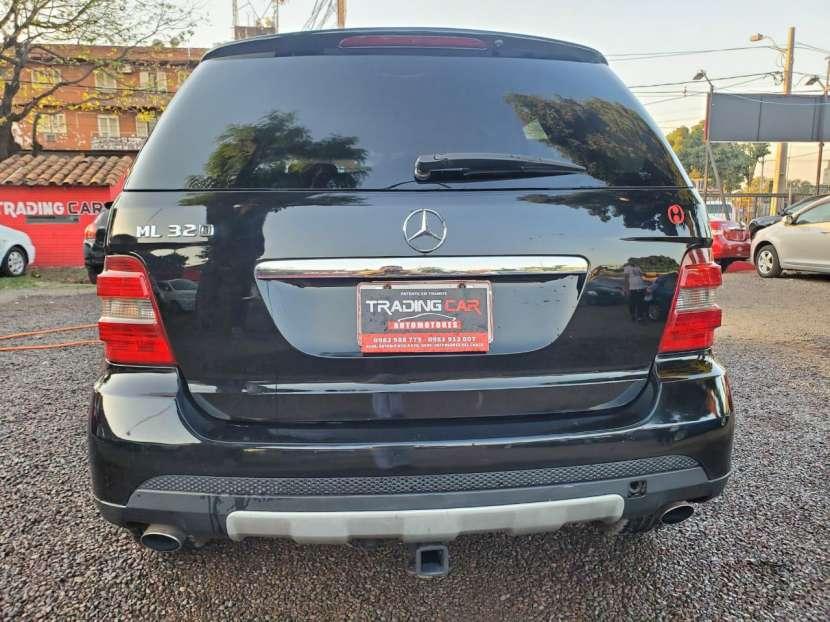 Mercedes benz ml. 320 cdi. 2008 - 4
