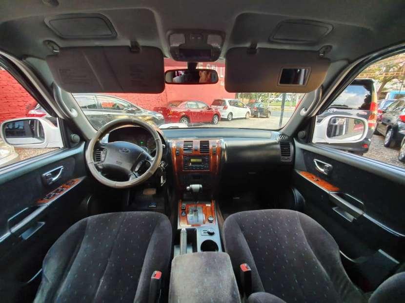 Hyundai terracan 2003 motor 2.9 diésel automático - 6