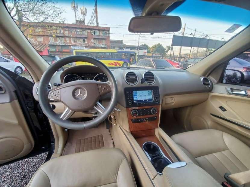 Mercedes benz ml. 320 cdi. 2008 - 8