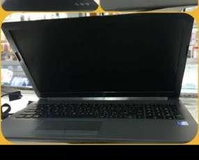 Notebook hp 15.6 nuevo 4gb 500 de disco.
