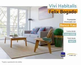 Departamento en Félix Bogado