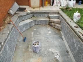 Servicio de construcción de piscinas
