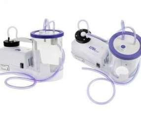 Aspirador de secreción portátil Aspiramax