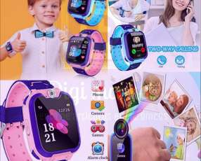 Reloj smart gps para niños