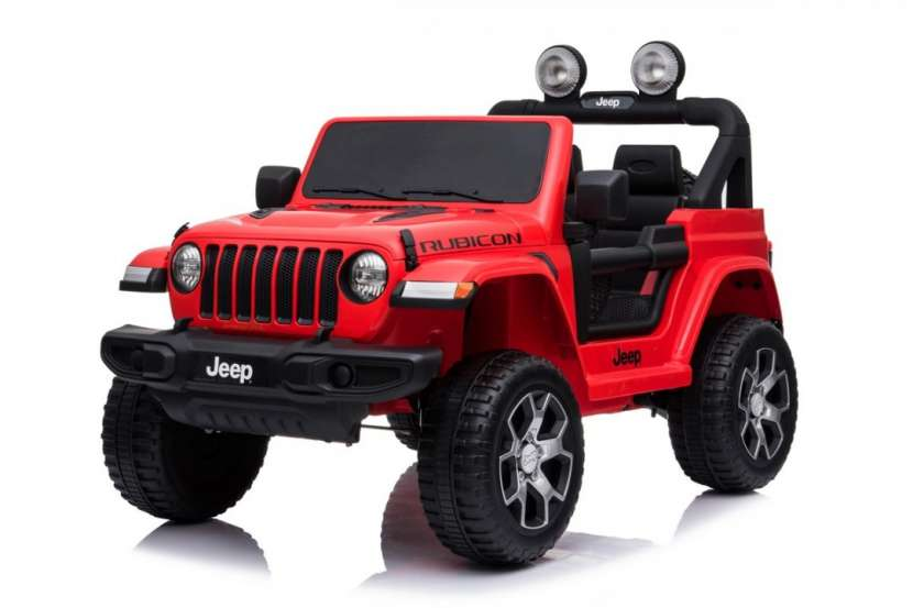 Jeep Rubicon - 0