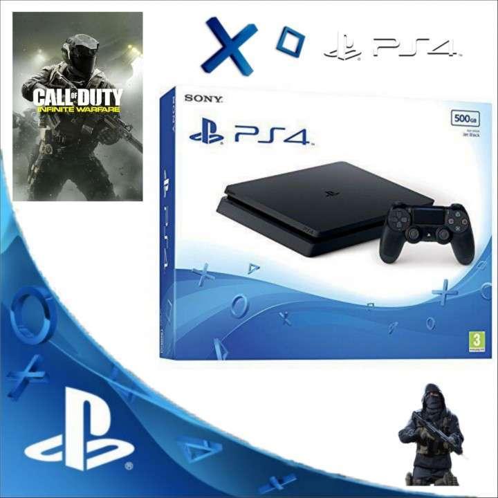 PlayStation 4 - 3