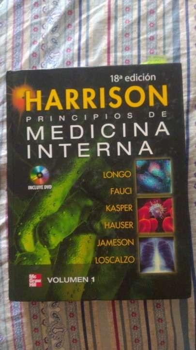 Libro de Medicina Harrison 18ª edición