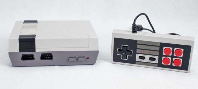 Consolas de juego integrado 400 juego de vídeo tv - 1