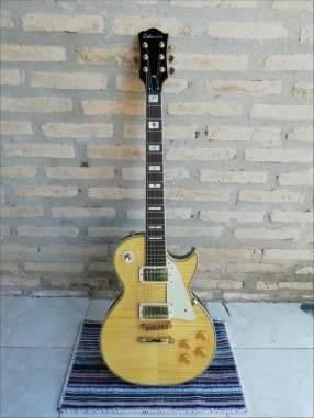 Guitarra eléctrica tipo Les Paul Crimson