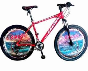 Bicicleta caloi power pro 26