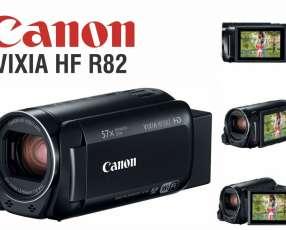 Filmadora Canon Vixia HF R82