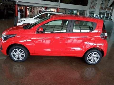 Fiat Mobi automatico - 0
