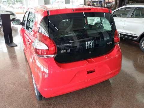 Fiat Mobi automatico - 2