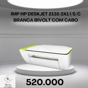 Impresora HP Deskjet 2135