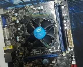 H55M-LE + i5 650 + 4 gb RAM