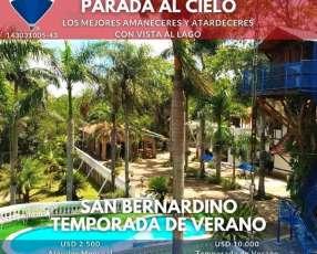 Casa Parada al Cielo en San Bernardino