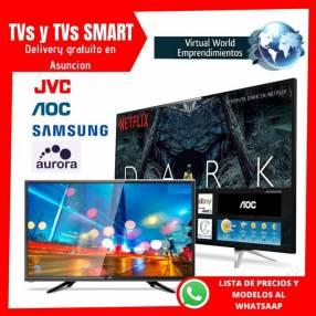 Televisores de todas las marcas