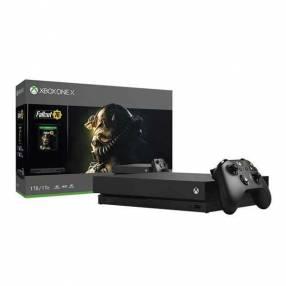 Xbox One X 1TB + Juego Fallout