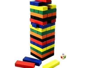 Tembleque 54 piezas