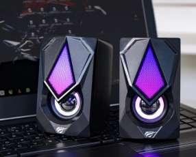 Parlante gaming RGB SyroCco Havit HV-SK563
