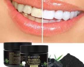 Blanqueador dental orgánico natural