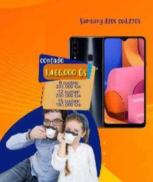 Samsung Galaxy A20s - 0