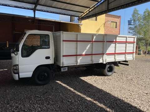 Isuzu NKR66 Chassis Largo
