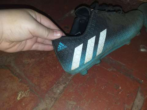 Botín original Adidas calce 36/37
